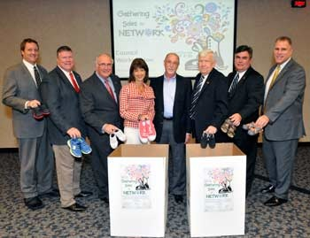 NETWORK Shoe Drive City Council