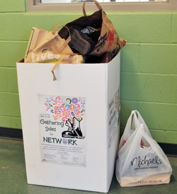 Shoe Drive at Huffhines