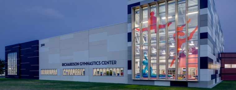 Richardson Gymnastics Center 10