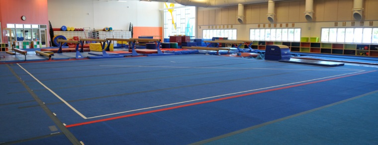 Richardson Gymnastics Center 6
