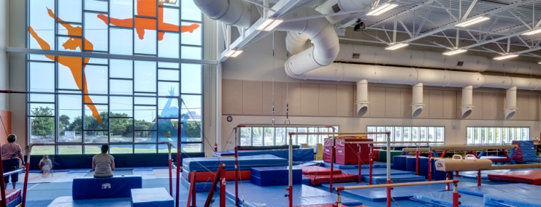Richardson Gymnastics Center 5