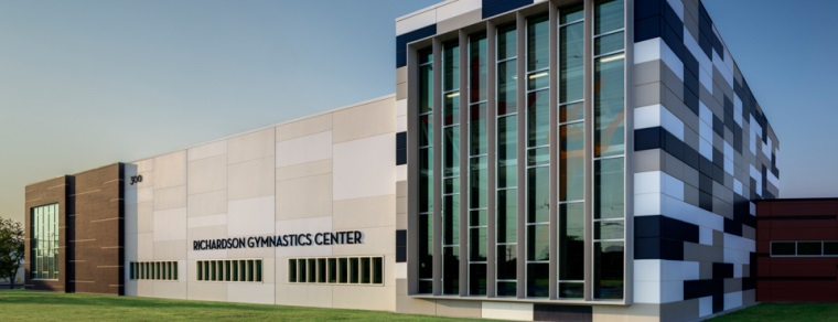 Richardson Gymnastics Center 1