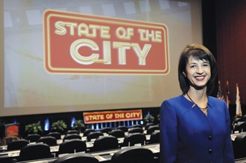 Mayor State of City