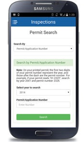 Permit Mobile Site