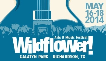 Wildflower Festival 2014 logo