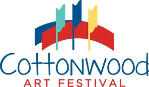 Cottonwood Art Fest Logo