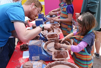 Cottonwood Fest Pottery