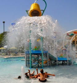 Aquatic Center Opens 2014
