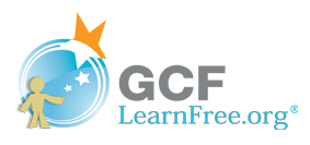 logo for gcflearnfree website