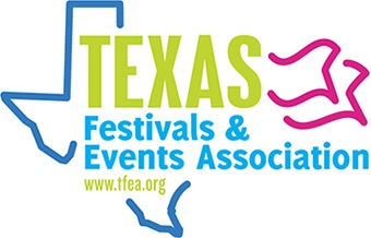 logo image for Texas Festivals and Events Association