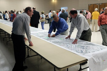 TxDOT US 75 Meeting