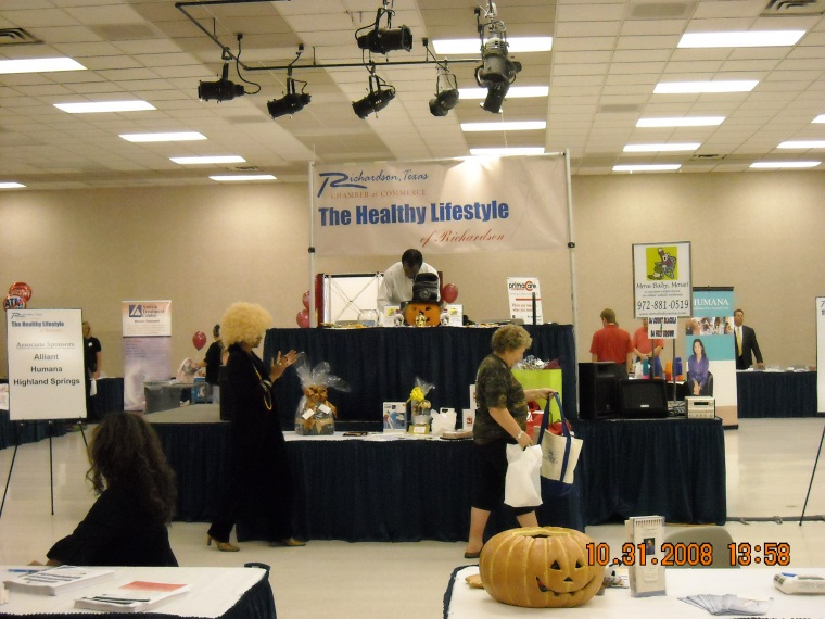 Grand Hall Health Fair