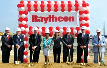 Raytheon Groundbreaking