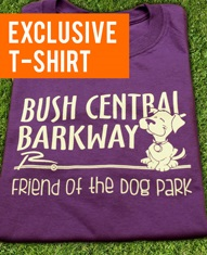 Friend of the Dog Park Shirt