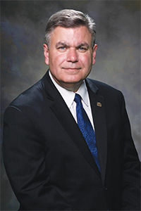 Photo of Mayor Paul Voelker