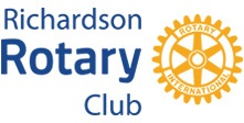 logo image for the Richardson Rotary Club