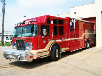 Photo of RFD Special Operations Vehicle