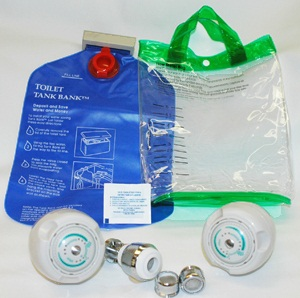Indoor Water Conservation Kit