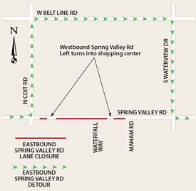 Eastbound-Spring-Valley-Road-Detour