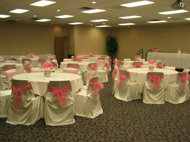 RR Banquet with Chair Covers