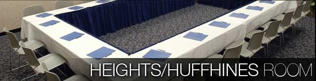 Click here for Huffhines Room Information
