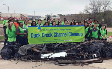 World-Mission-Duck-Creek-Clean-Up