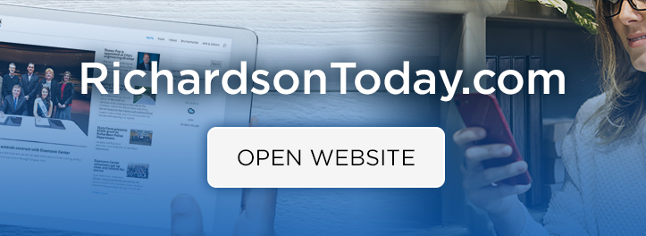 Click here to go to Richardson Today