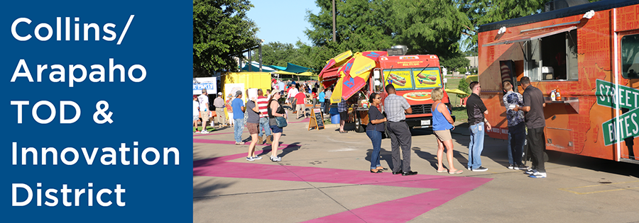 Collins/Arapaho Block Party - Food Truck