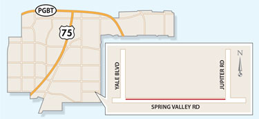 Spring-Valley-Lane-Closure-Aug-2