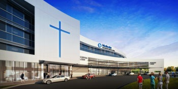 Methodist Health System to Build New Hospital in Richardson