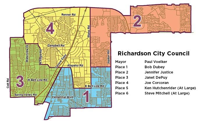 Elections | Richardson, TX on