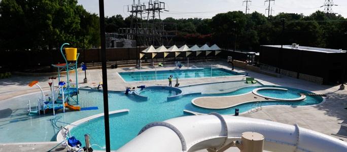 richardson to open heights family aquatic center | news | richardson, tx